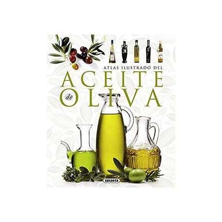 Atlas ilustrado Aceite de Oliva