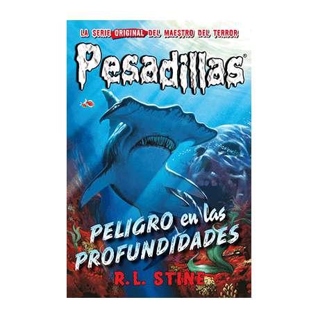 PESADILLAS 3. PELIGRO EN LAS PROFUNDIDADES