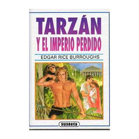 TARZAN Y EL IMPERIO PERDIDO