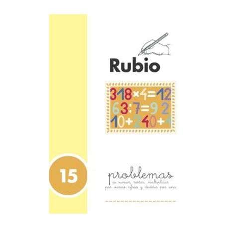 PROBLEMAS RUBIO PROBLEMAS 15