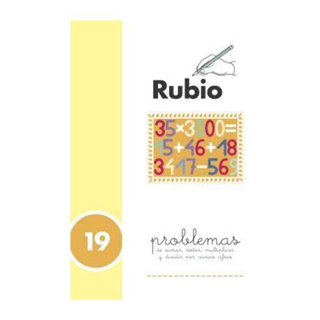 PROBLEMAS RUBIO PROBLEMAS 19