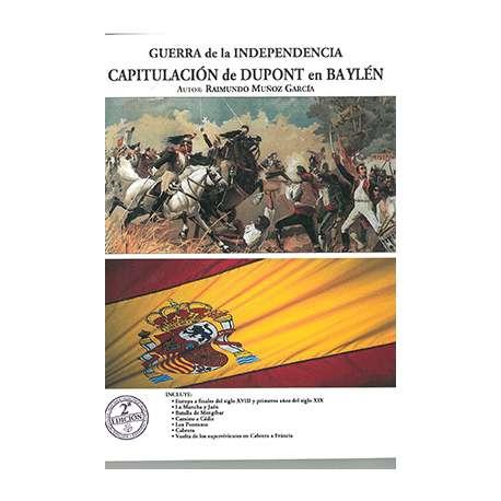 GUERRA DE LA INDEPENDENCIA CAPITULACION DE DUPONT EN BAILEN