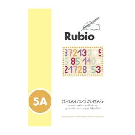 PROBLEMAS RUBIO OPERACIONES 5A