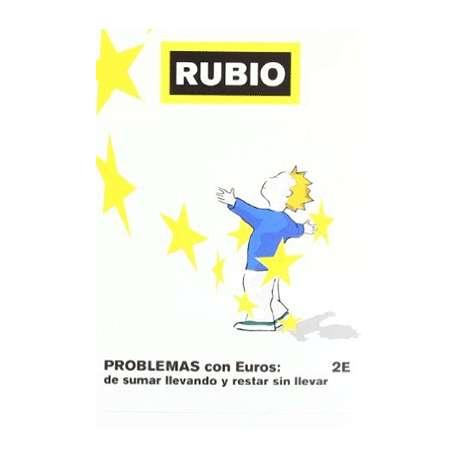 RUBIO PROBLEMAS CON EUROS: SUMAR LLEVANDO Y RESTAR SIN LLEVAR N.2E
